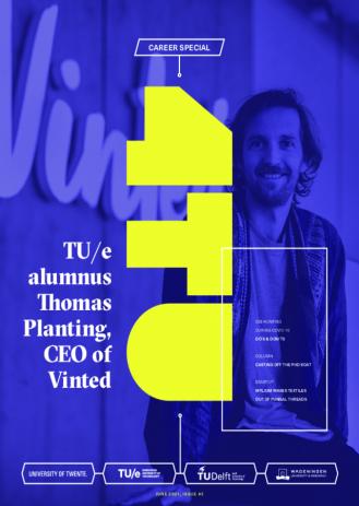 4TU Career Special (edition #3) cover