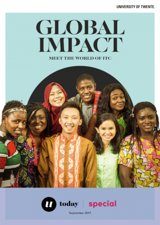 Global Impact: Meet the World of ITC cover