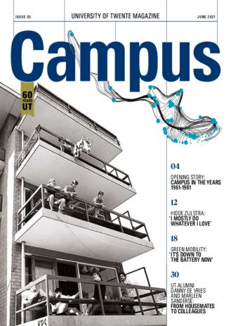 Campus Magazine #3 (EN) cover