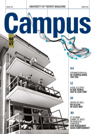 Campus Magazine #3 (NL) cover