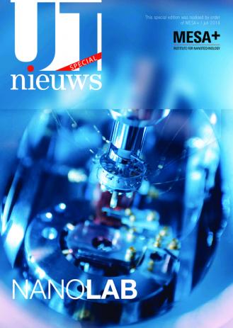 NanoLab (English) cover
