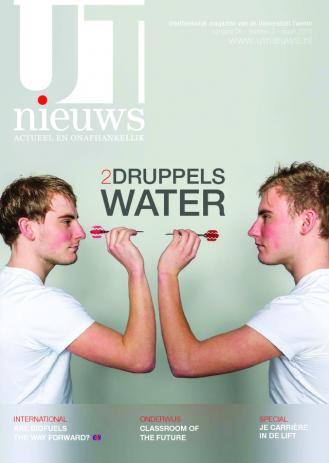 UT Nieuws Magazine maart 2015 cover