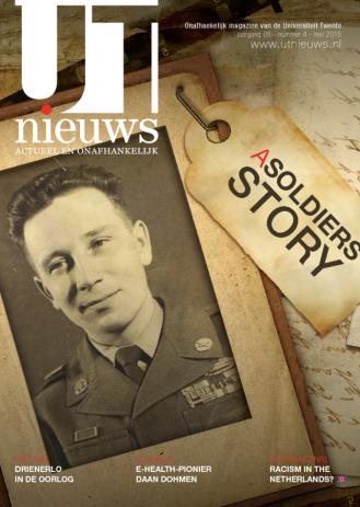 UT Nieuws Magazine mei 2015 cover