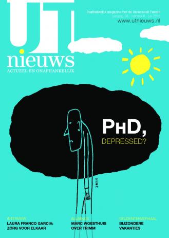 UT Nieuws Magazine juli 2016 cover