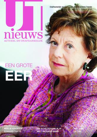 UT Nieuws Magazine oktober 2016 cover