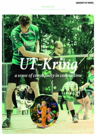 UT-Kring: a sense of community in corona time cover