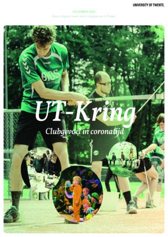 UT-Kring: Clubgevoel in coronatijd cover