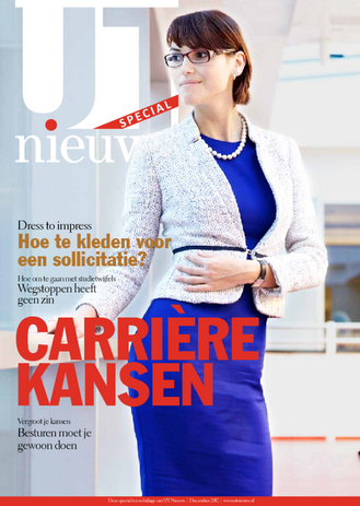 Carrièrekansen cover