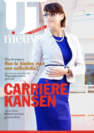 Carrièrekansen cover