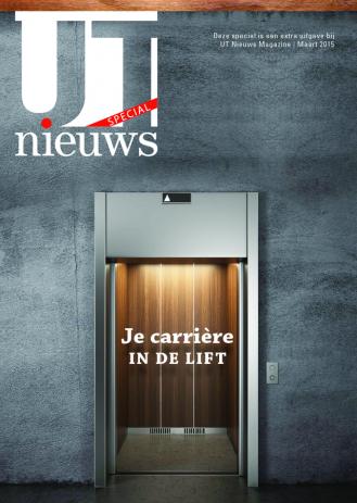 Carrièrespecial 2015 cover