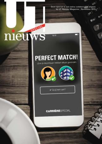 Carrièrespecial november 2015 cover