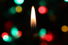 Christmas In Colombia.Christmas In Colombia Little Candles Day U Today