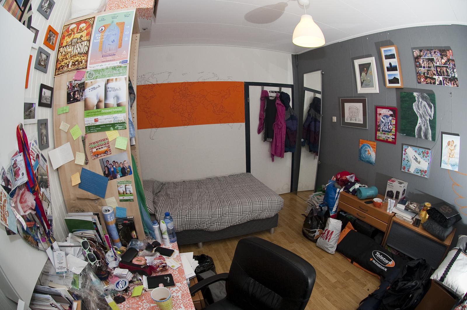 Een wereldreis door je kamer ut nieuws - Personeel inrichting slaapkamer ...